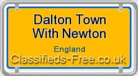 Dalton Town with Newton board